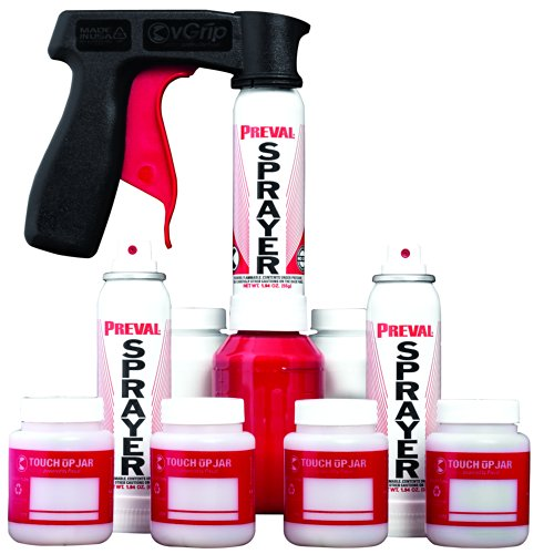 Preval Preval Val-Pack (Aerosol Spray Paint Pack compare prices)