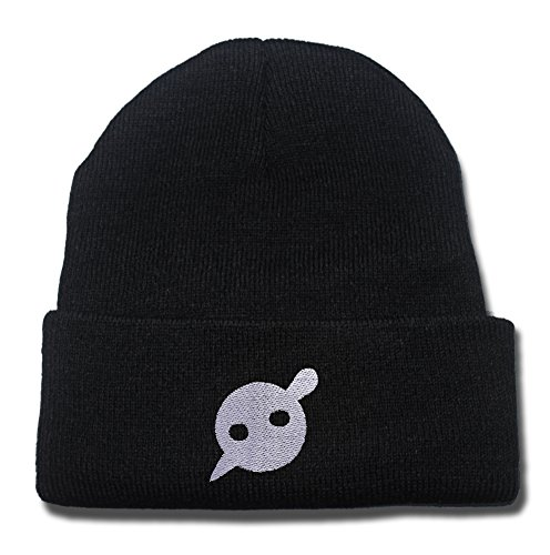 Knife Party Logo Beanie Fashion Unisex Embroidery Beanies Skullies Knitted Hats Skull Caps