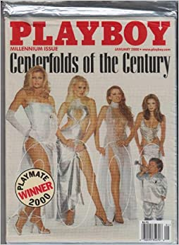 2001 Original Playboy Magazine Covers Available Matted