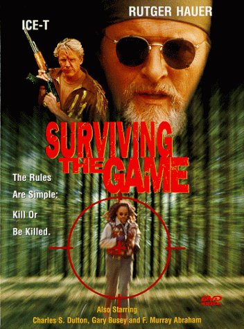 Cible humaine ntsc (surviving the game) Monky preview 0