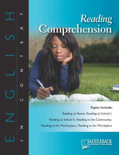 Reading Comprehension 2011 Enhanced eBook (English in Context)
