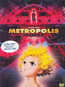Osamu Tezuka's Metropolis (Bilingual)