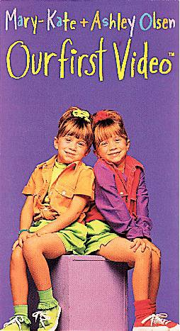 Amazon.com: Mary-Kate & Ashley Olsen: Our First Video: Mary-kate Olsen