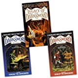 Margaret Weis Margaret Weis Tracy Hickman The darksword trilogy 3 Books Collection Pack Set (Forging the Darksword, Doom of the Darksword, Legacy of the Darksword)