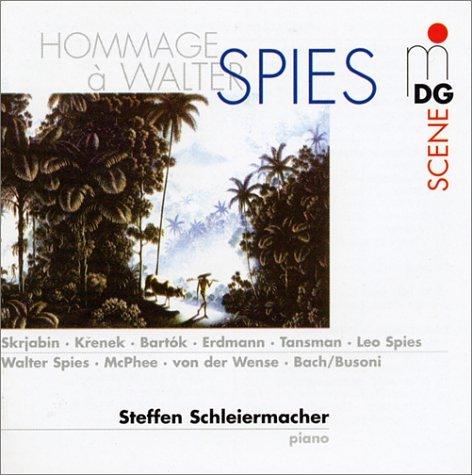 Hommage à Walter Spies