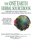 img - for The One Earth Herbal Sourcebook book / textbook / text book