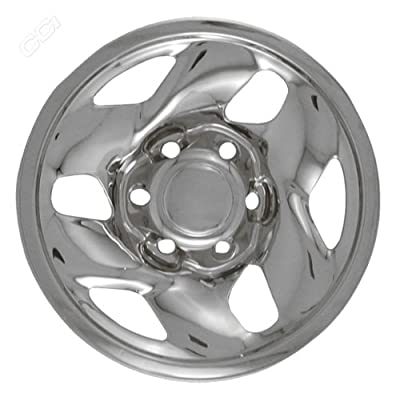 Coast To Coast IWCIMP43X 16 Inch Chrome Wheelskins With 6 Spokes - Pack Of 4