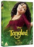Tangled [Blu-ray] Disney Villains O-Ring Slipcover Edition UK Import (Region Free) Disney Classics #50