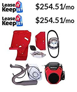 INSTALLATION KIT, BIG BLOCK, EZ-GO Golf Cart-GO Golf Cart GO TXT