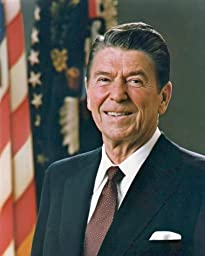 New 8x10 Photo: Ronald W. Reagan, 40th President of the US