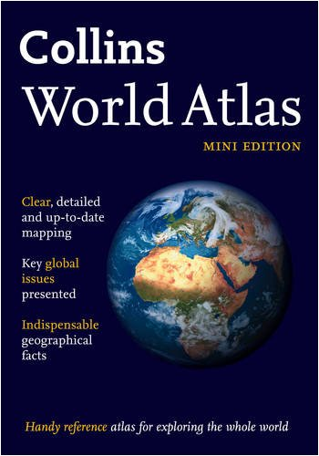 Collins World Atlas: Mini Edition (Collins World Atlases)