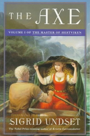 The Axe: The Master of Hestviken, Vol. 1