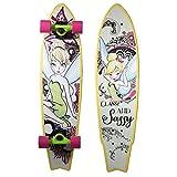 Fairies Sassy Tink 31 in. Kids Longboard Skateboard