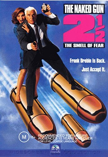 The Naked Gun 2 1 + 2 - The Smell of Fear [NON-USA Format / PAL / Region 4 Import - Australia]