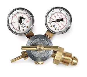 Hobart 770198 Regulator, Flowmeter 10-50 Cft Argon/Carbon-di-oxide