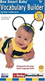 Bee Smart Baby, Vocabulary Builder 3 - an educational video for infants & toddlers [VHS]