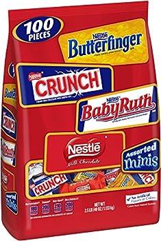 Nestle Halloween 40-Ounce Candy Chocolate Assorted Minis Bag