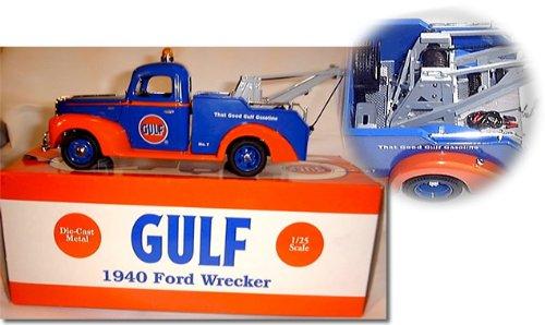 Gulf 1940 Ford Truck - 1