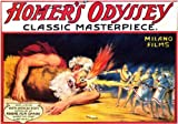 Homer's Odyssey Poster Movie 11 x 17 In - 28cm x 44cm
