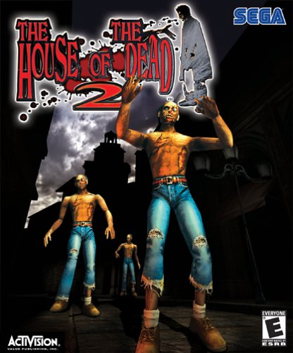 SEGA House of the Dead 2