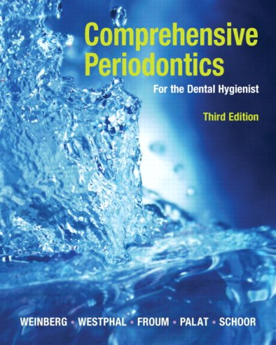 Comprehensive Periodontics for the Dental Hygienist (3rd...