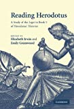 Reading Herodotus: A Study of the Logoi in Book 5 of Herodotus Histories