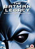 The Batman Legacy (Batman/Batman Returns/Batman Forever/Batman and Robin) [DVD]