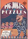 img - for Pig Jokes and Puzzles book / textbook / text book