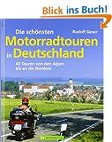 Die sch�nsten Motorradtouren in Deutschland