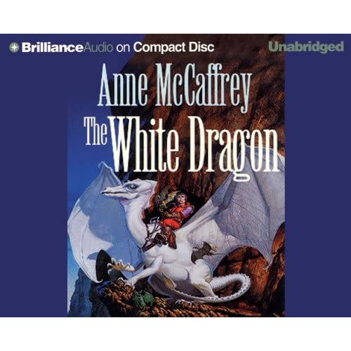 Anne McCaffrey (Энн Маккефри) - White Dragon (Белый дракон) [Dick Hill, 2002, 64 kbps]
