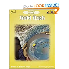 Gold Rush: History-Hands On by Robynne Eagan