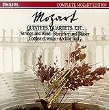 Quintets, Quartets / Mozart Edition 10