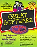 img - for Great Software for Kids & Parents (The Dummies Guide to Family Computing) book / textbook / text book