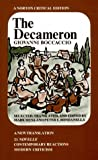 The Decameron: A New Translation (Norton Critical Editions)