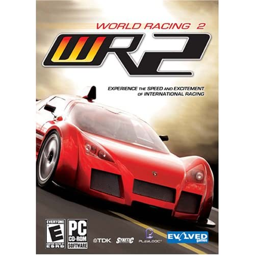 World Racing 2 - Highy Compressed (1.1Gb)