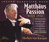 Bach: Matthaus Passion