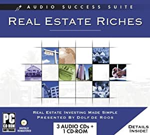 Real Estate Riches, Audio Success Suite. 3 Audio CDs & (CDROM)