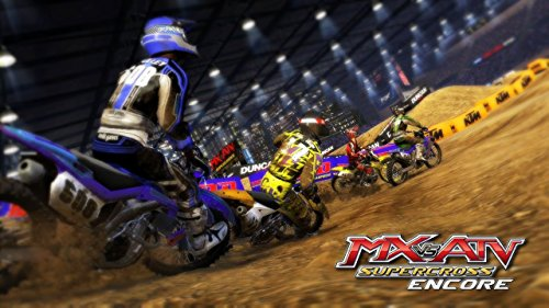 Mx vs ATV: Supercross Encore Edition galerija