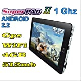 "Android 2.2 10.2"" Newest Tablet PC WIFI Camera HDMI"