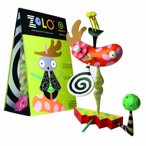 ZoLO Chance - Creativity Playsculpture