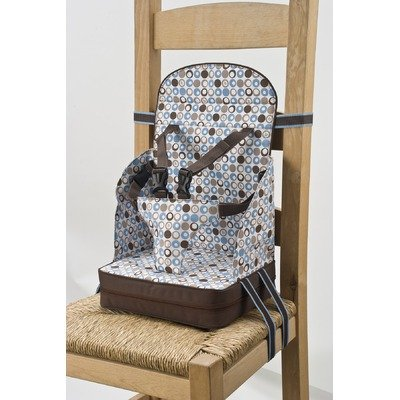 Travel Feeding Booster Seat Color: Blue