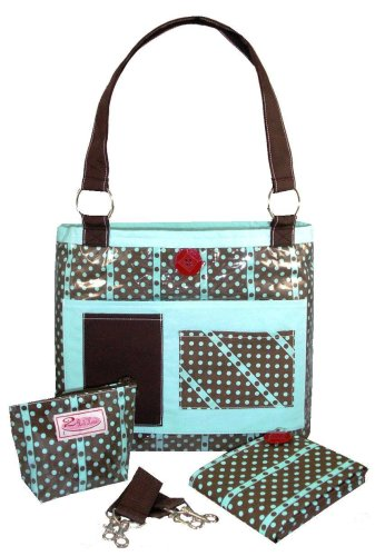 2 Red Hens Whole Roost Egg Drop Soup Diaper Bag