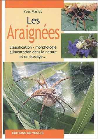 Bien connaitre les araignees