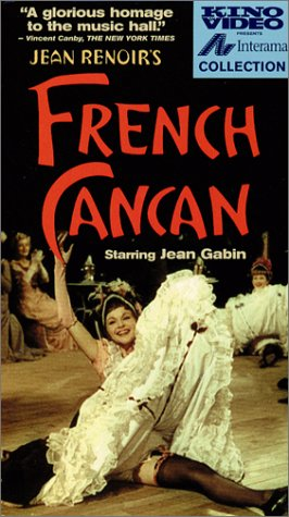 French Cancan [VHS]