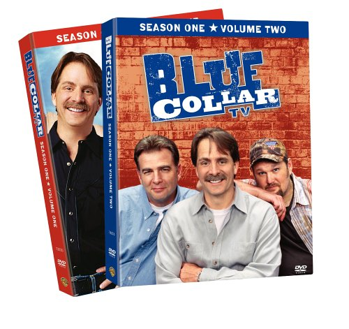Blue Collar TV - Season 1, Vols. 1 & 2