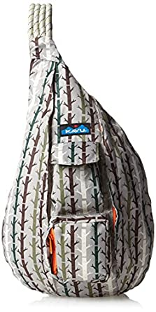 KAVU Rope Sling Bag, Forest Grove, One Size
