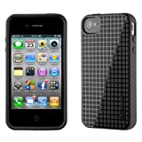 Speck Products BLK HD PixelSkin Case iPhone 4 ~ Speck