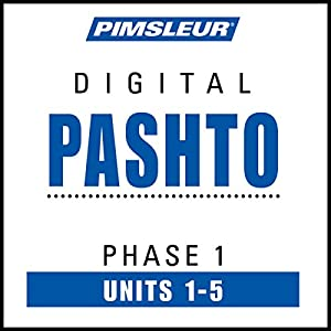 Pashto Phase 1, Unit 01-05 Hörbuch