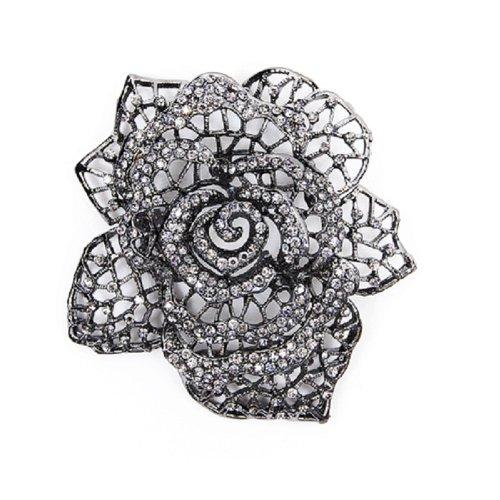 Fashion Trendy Flower Brooch #019921