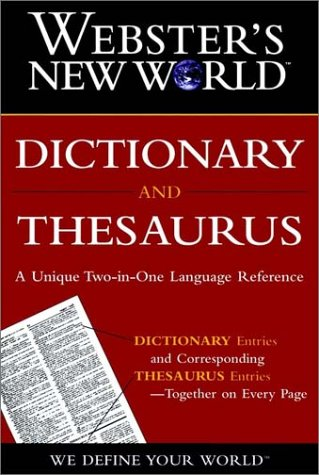 Webster's New World Dictionary and Thesaurus, Charlton Laird